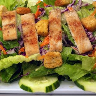 Z' Tejas Southwestern Grill Chicken Caesar Salad