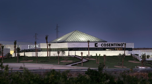 Grupo Cosentino, Premio Andalucía de Medio Ambiente