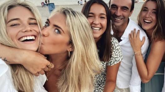 Las amigas de Ana Soria ya tienen a Enrique Ponce como uno más de los suyos