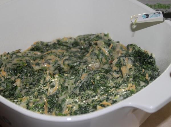 A Not So Average Delicious Spinach Casserole Recipe