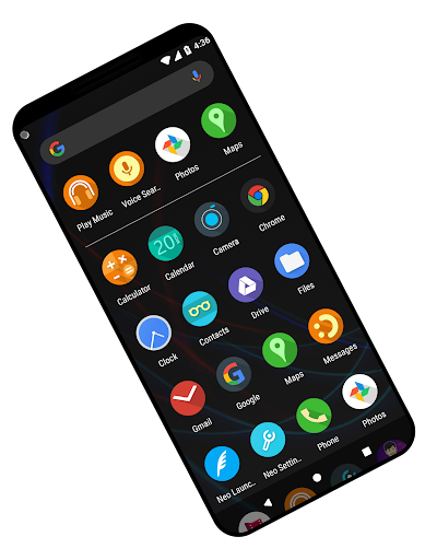 Launcher for Android u2122 v1.3.0 screenshots 2