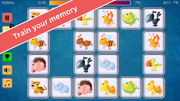 Onet Animal Free - Classic Casual Puzzle Line Game