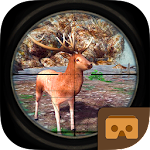 VR Hunting for Cardboard Icon