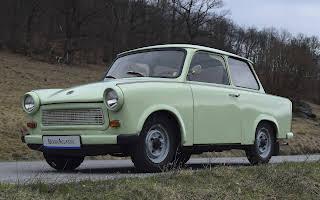 Trabant 601s Rent Banskobystrický kraj