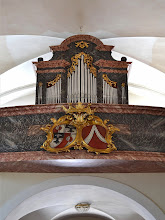 Photo: 22. 5. 2013: Montaža je končana, orgla čakajo na intonaterja - Die Montage ist beendet, die Orgel wartet auf den Intonateur - The installation is finished, the organ awaits the voicer