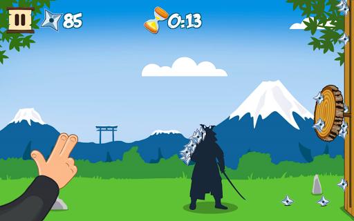玩模擬App|手裏剣 - 忍者選手権免費|APP試玩