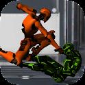 Street Robot Fighting HD 3D icon
