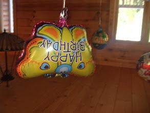 Photo: a birthday balloon!