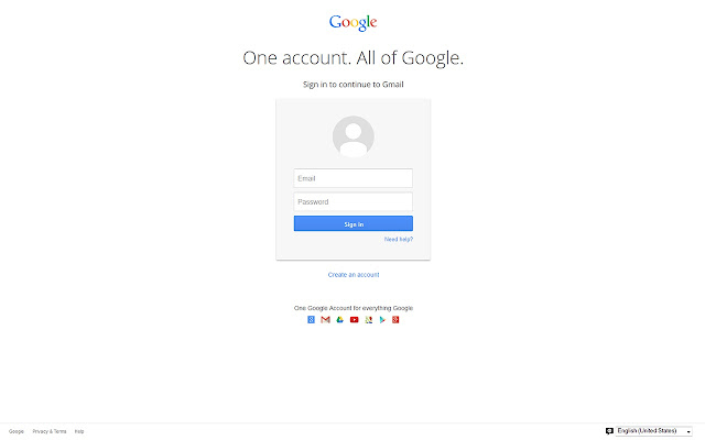 Force Authentication for Google™