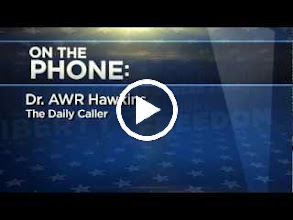 """Video: Dr. A.W.R. Hawkins discusses his article """"Armed Because We're Free, Or Free Because We're Armed?"""""""
