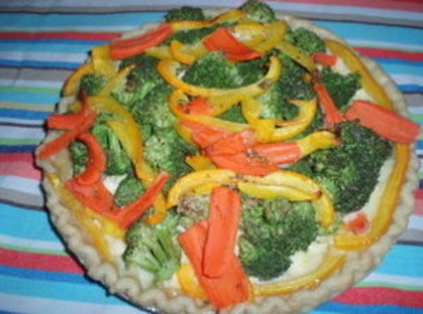 Broccoli Cheese Pie Recipe