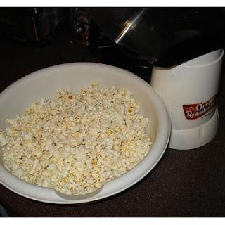 Pizza Popcorn
