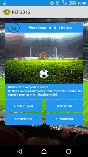 Premier League Trivia 2015