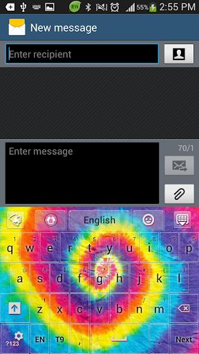 玩個人化App|雷鬼颜色GO键盘HD免費|APP試玩