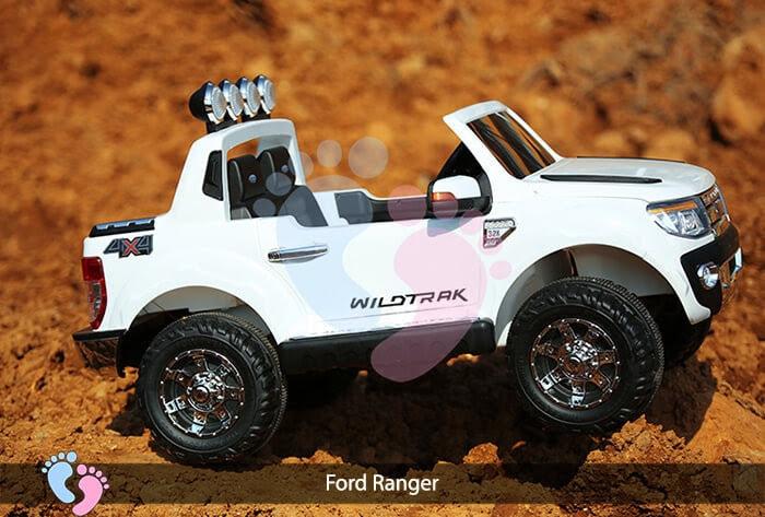 Ô tô điện trẻ em 2 chỗ ngồi Ford Ranger 2