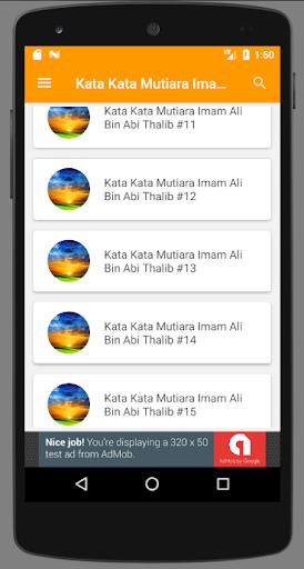 Kata Kata Mutiara Imam Ali Bin Abi Thalib 10 Apk By