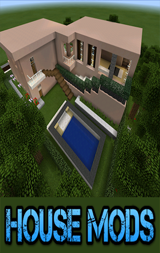 House MODS For MCPE'