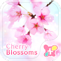 Lovely Theme-Cherry Blossoms- icon