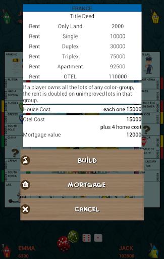 Monger-Free Business Dice Board Game apktram screenshots 5