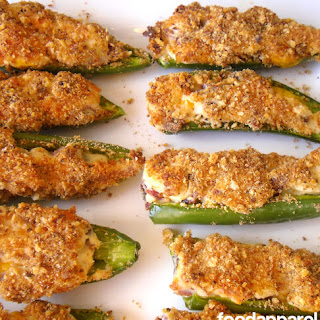 Cheddar Cheese Jalapeno Poppers Recipes.