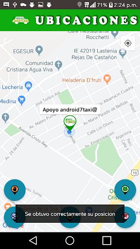 Radio Taxi Torval Conductor screenshot 6
