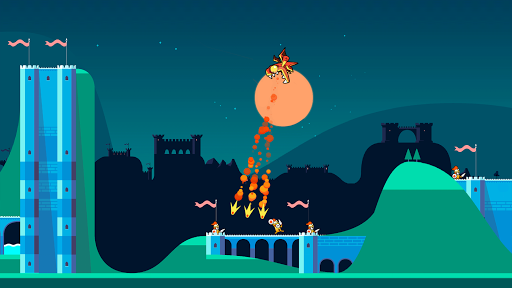 Drag n Boom screenshot 1