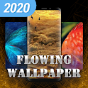 Flowing Wallpaper - Free 3D Live HD Wallpapers icon