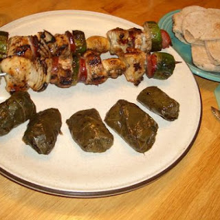 Mad Housewife Stuffed Grape Leaves