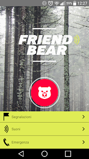 Friend Bear- screenshot thumbnail