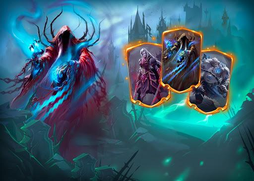 Shadow Deck: Magic Heroes Card CCG fond d'écran 1