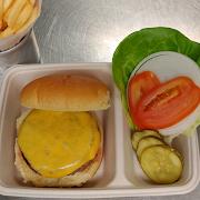 The Clarke Burger