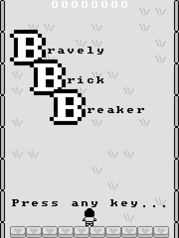 Bravely Brick Breaker