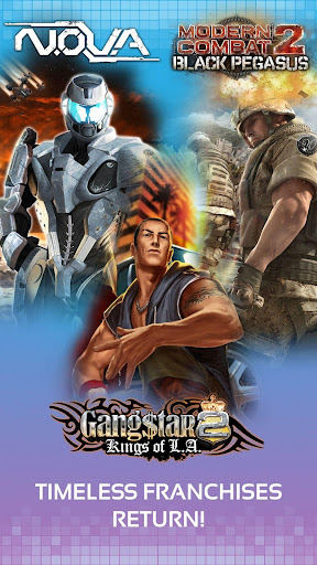 Gameloft Classics: 20 Years screenshot 2