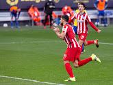 Toch nog een beetje spanning in de Spaanse competitie? Atlético Madrid raakt niet voorbij Celta de Vigo
