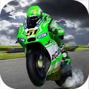 Traffic Highway Motorbike Racing 3D