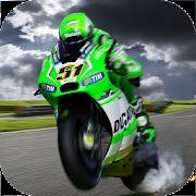 Traffic Highway Motorbike Racing 3D