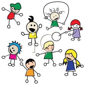Bilde av barnehagetegning