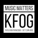KFOG FM icon