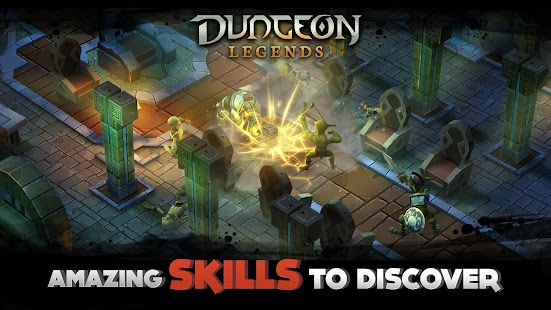 Dungeon Legends- screenshot thumbnail