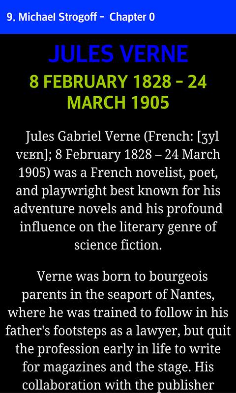 Jules Verne Collection Full Android Apps On Google Play