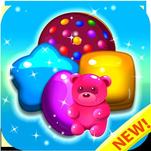 Candy Gummy 休閒 LOGO-玩APPs