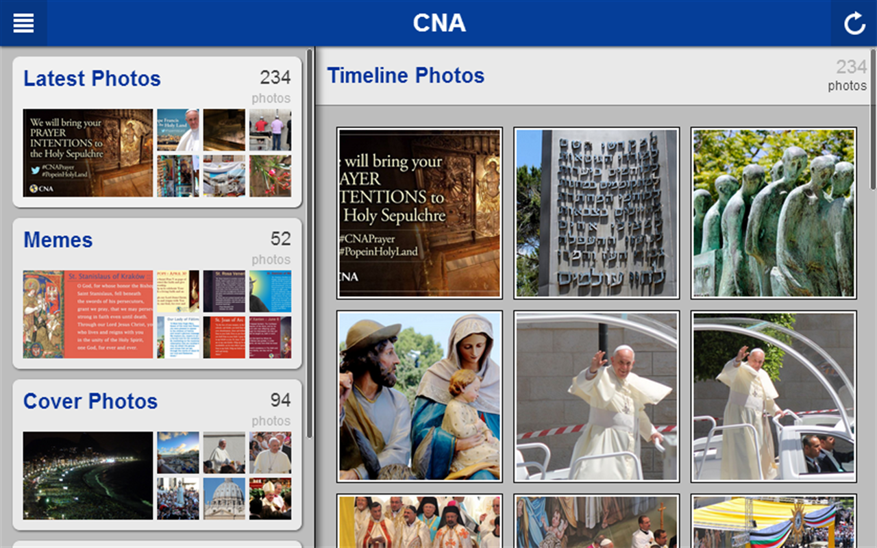 CNA- screenshot