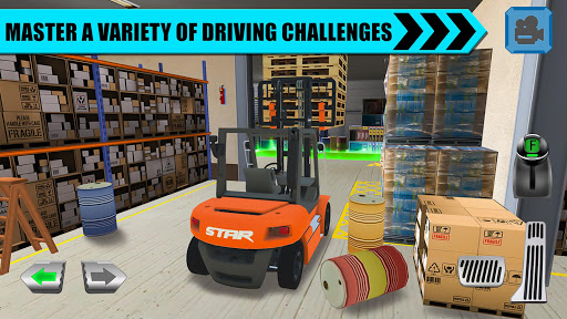 Truck Driver: Depot Parking Simulator 1.1 screenshots 2