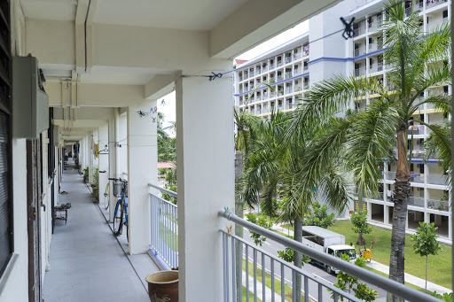 Home facades in Singapore to frown or fawn over