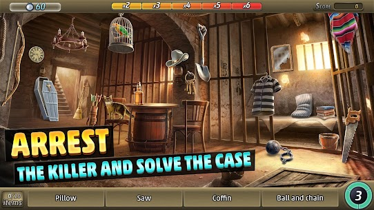 Criminal Case: Travel in Time MOD (Unlimited Star/Energy/Money) 5