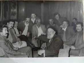 Photo: Soğukkuyu takımı 1970'ler