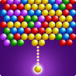 Burst Bubbles Icon