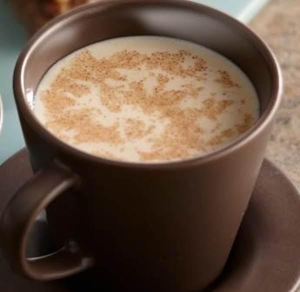 Coconut Pumpkin Pie Latte~dairy Free Recipe