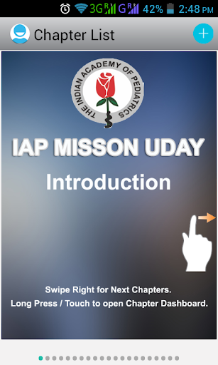 IAP MISSON UDAY