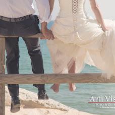 Wedding photographer Salvatore Massari (artivisive). Photo of 08.09.2015